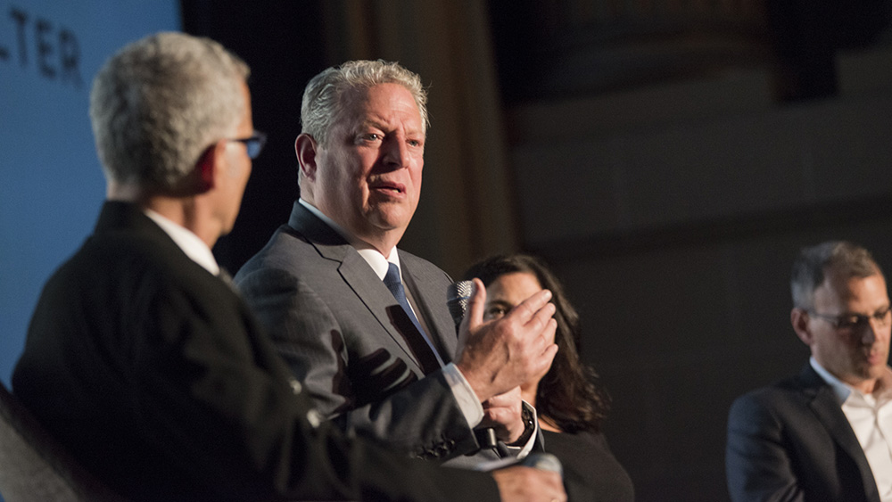 Al Gore, Bonni Cohen, Jon Shenk - An Inconvenient Sequel: Truth to Power Onstage Q&A